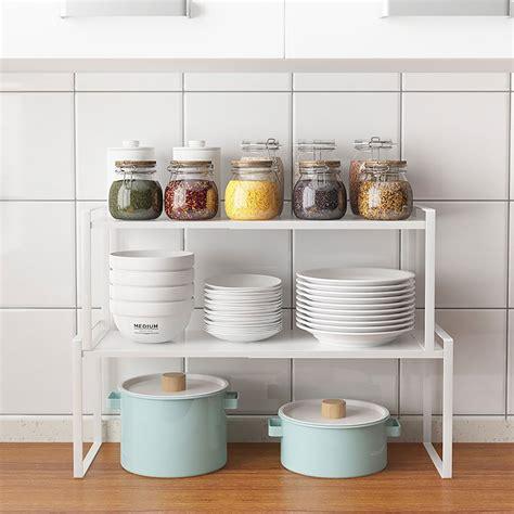 Stackable-Kitchen-Cabinet-Organizer