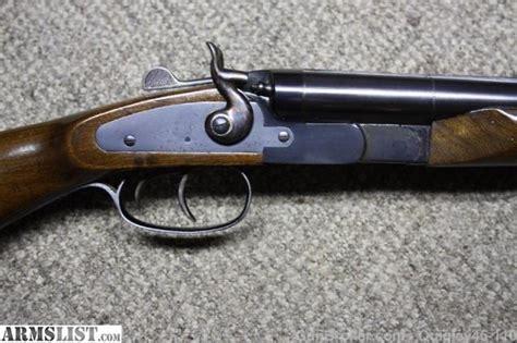 Stagecoach Shotgun 20 Gauge And Stryker 12 Gauge Semi Auto Shotgun