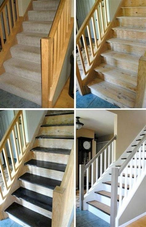 Stain Stairs Diy