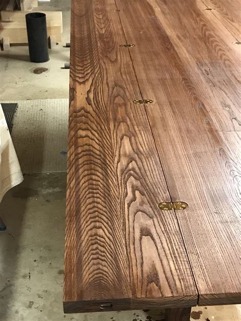 Stain-Ash-Table-Diy