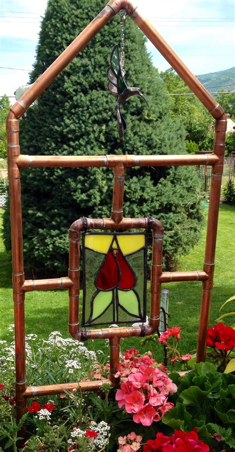 Stained Glass Trellis Patterns For Copper