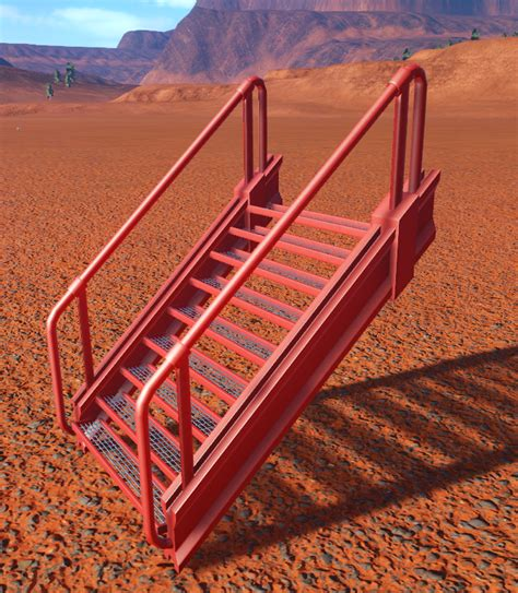 Stairs Planet Coaster
