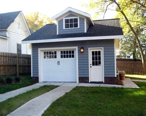 Stand Alone Garage Construction Plans
