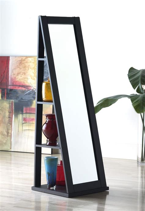 Stand Up Mirror DIY