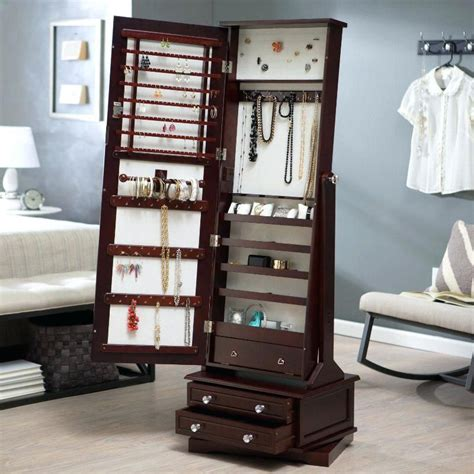 Stand Up Mirror Jewelry Box Plans