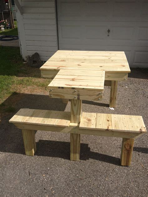 Stand Up Shooting Bench Plans