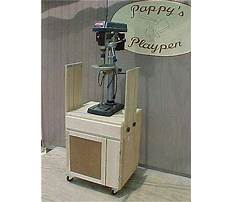 Best Stand for benchtop drill press