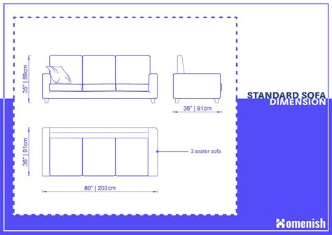 Standard Dimensions Of Recliners