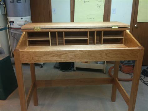 Standing Desk Woodworking Plans