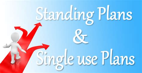 Standing Plans In Management