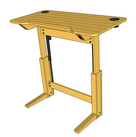 Standing-Plan-Table