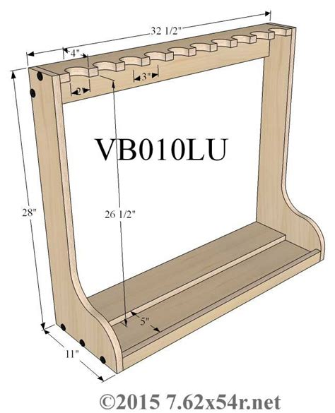Standing-Rifle-Rack-Plans