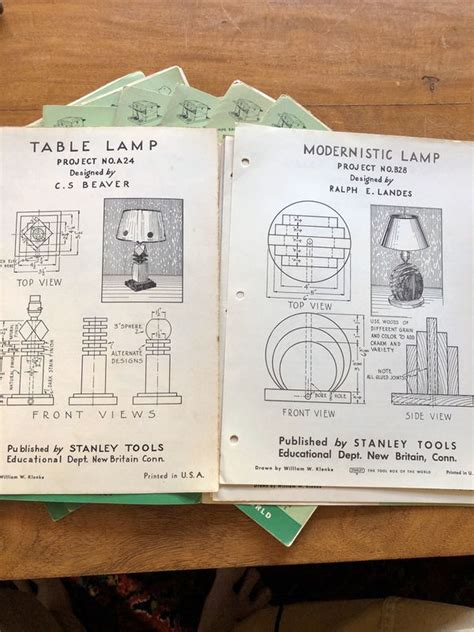 Stanley-Tools-Woodworking-Plans