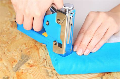 Staple Gun For Wood Projects