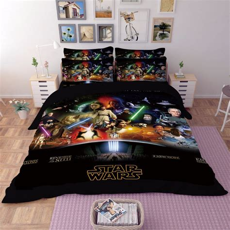 Star Wars Bedding Queen Size