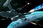 Starship Space Battle