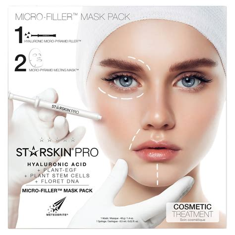 Starskin Pro Micro Filler Mask Pack Review