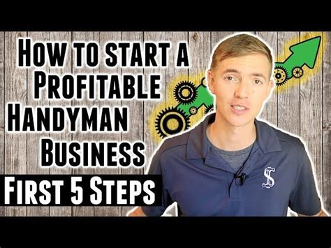 @ Start A Profitable Home-Based Handyman Business In 5 Easy .