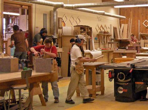 Starting A Woodworking Shop