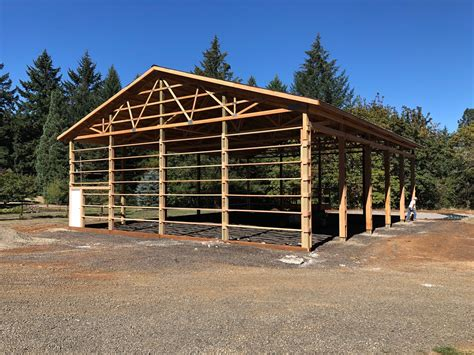 State-Of-Oregon-Preapproved-Barn-Plans