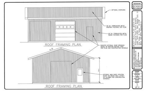 State-Of-Oregon-Storage-Building-Plans