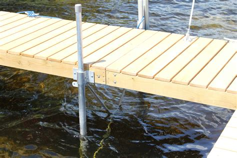 Stationary-Wood-Dock-Plans
