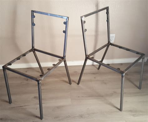 Steal Chair Frame Diy With Sticks