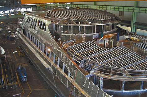 Steel Boat Construction Plans