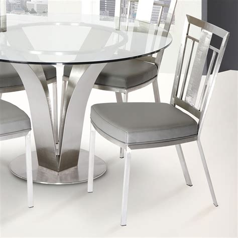 Steel Dining Chair Online Shopping