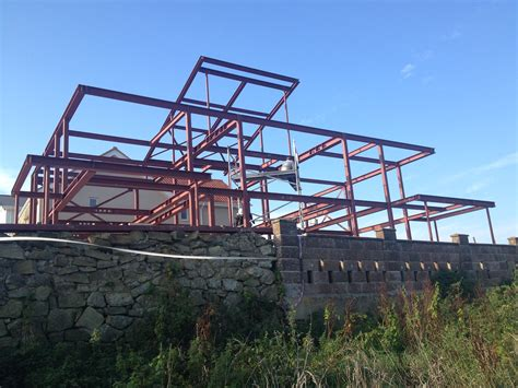 Steel Frame Buildings Plan