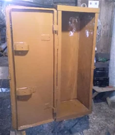 Steel Gun Safe Plans Free