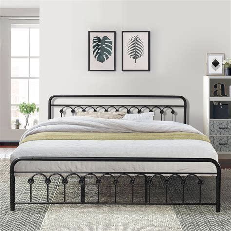 Steel King Size Bed Plans