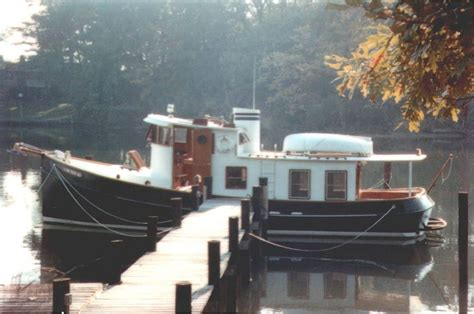 Steel Tug Boat Plans
