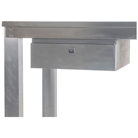 Steel Workbench With Drawers Plans