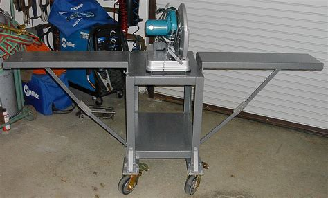 Steel-Chop-Saw-Table-Plans