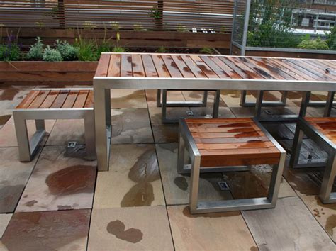 Steel-Garden-Furniture-Plans