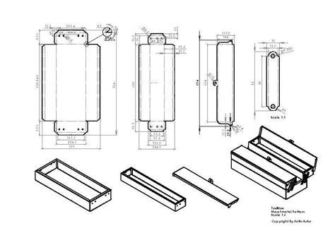 Steel-Tool-Box-Plans
