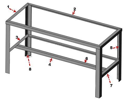 Steel-Workbench-Design-Plans
