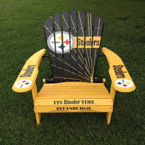 Steelers-Adirondack-Chair