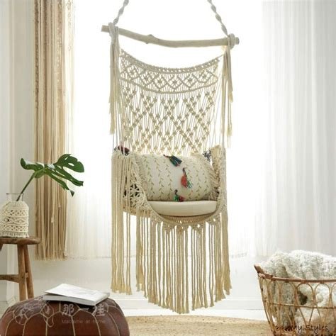 Step By Step Diy Hanging Chair