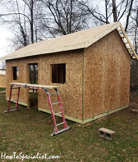 Step-By-Step-Wood-Shed-Plans