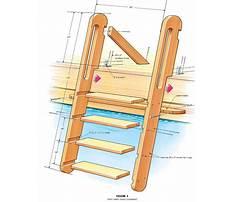 Best Step ladder plans woodwork