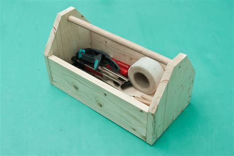Steps On How To Make A Wooden Tool Box