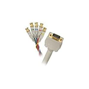 Steren Python VGA Cable - 25 Ft (T07713) Category: Display Cables and Adapters
