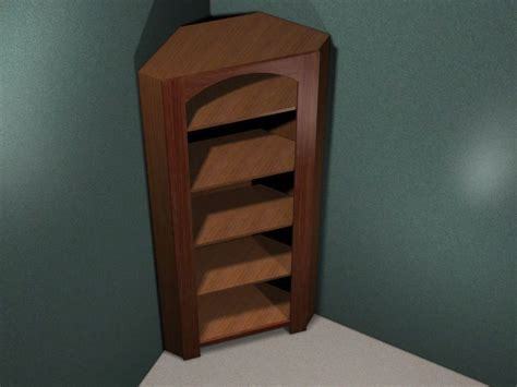 Stereo-Cabinet-Bookcase-Plans