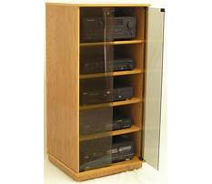 Best Stereo cabinets wood