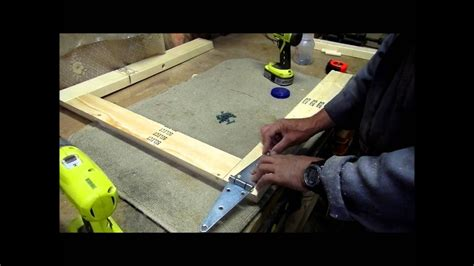 Steve Ramsey Folding Sawhorse Plans