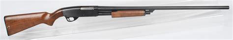 Stevens Model 77f 20 Gauge Pump Shotgun And Stoeger 12 Gauge Model 2000 Semi Auto Shotgun