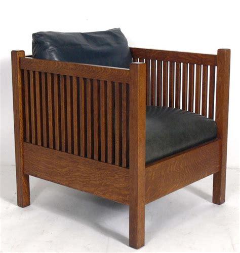 Stickley-Cube-Chair-Plans