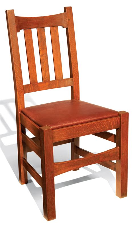 Stickley-Dining-Chair-Plans